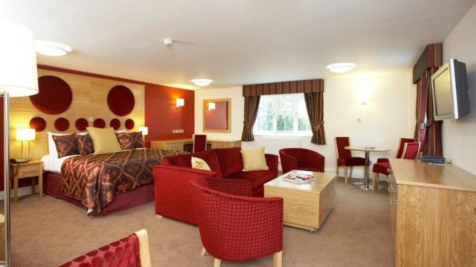Best Western Ullesthorpe Court Hotel and Golf Club