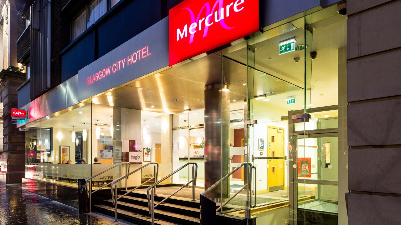 Mercure Glasgow