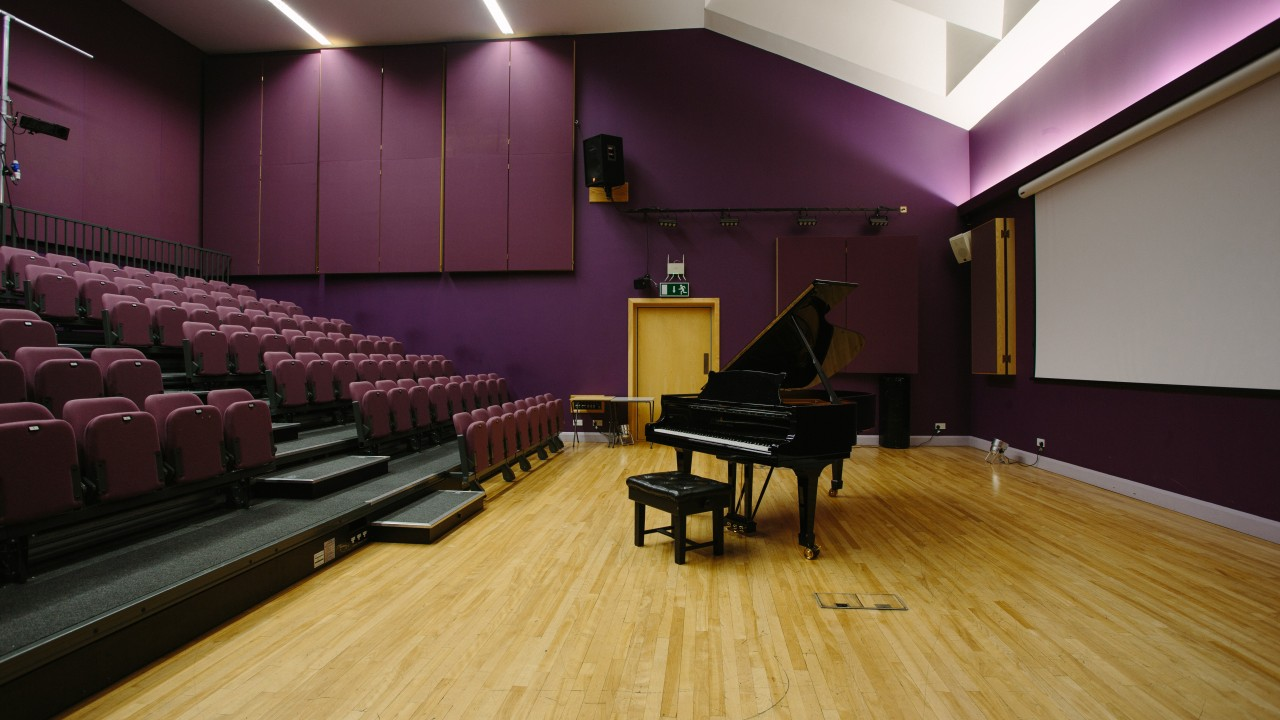 Recital Room